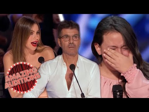 (VFHD Online) Best auditions on americas got talent 2020 | amazing auditions