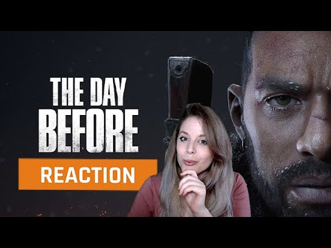 (New) My reaction to the the day before announcement and gameplay trailer | gamedame reacts