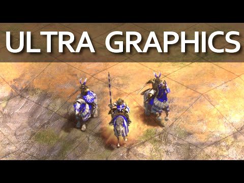 (New) How to install enhanced graphic pack | aoe 2 de (age of empires 2 definitive edition)