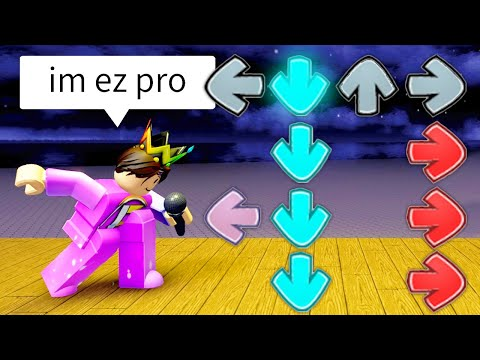 (VFHD Online) Roblox friday night funkin but im now pro