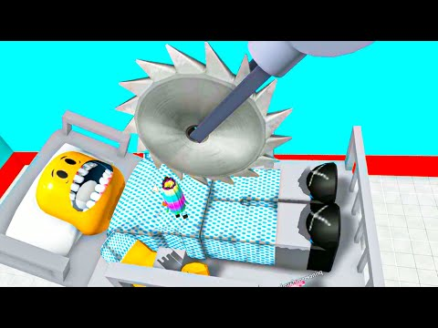 (New) Escape the hospital roblox obby