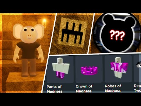 (HD) How to get the secret badge.. (roblox piggy) | ready player two event