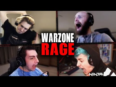 (New) Ultimate warzone rage moments