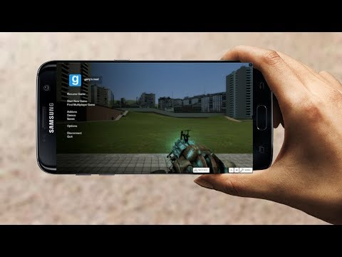 (New) How to get garrys mod on your phone *2021*