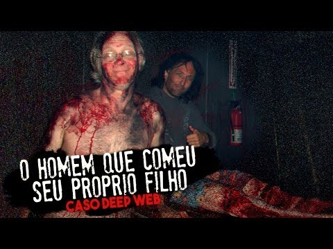 (New) Um assustador caso real da deep web [scary real case from deep web]