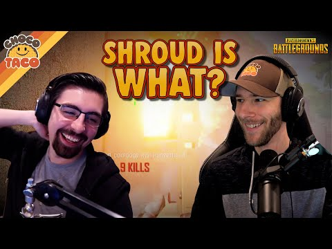 (New) Remember that time chocotaco said shroud is stupid? ft. halifax - chocotaco pubg duos gameplay