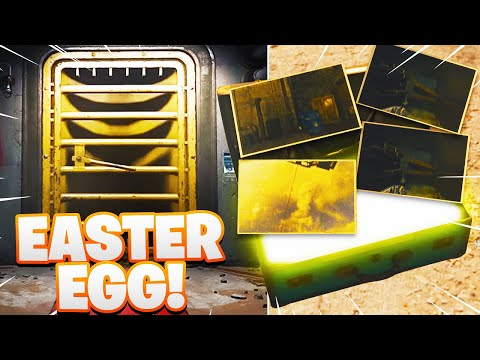 (New) *easy* rebirth island easter egg guide! how to complete rebirth island easter egg (yellow door code)