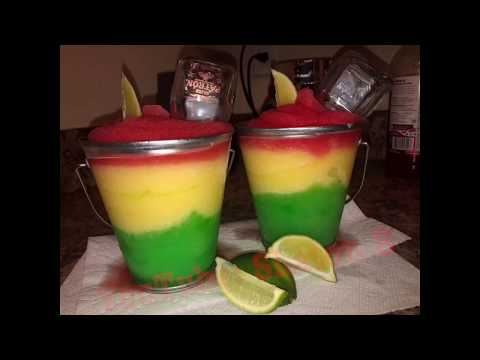 (New) How to make a marley patron margarita!