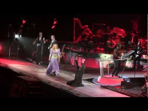 (HD) Full 2nd part of jeff waynes the war of the worlds @ahoy 2012-12-19