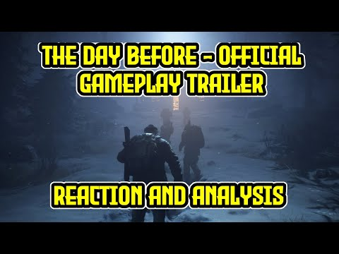 (New) Hype | the day before - new official gameplay trailer | reaction and analysis