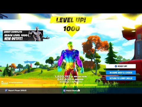 (New) How to level up fast in fortnite chapter 2 season 4 guide: fortnite how to level up fast in fortnite