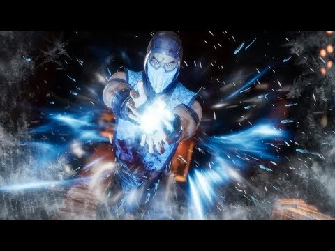 (New) Mortal kombat 11 - sub-zero vs scorpion dublado
