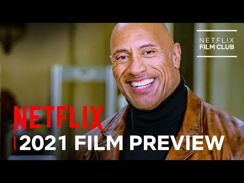 (New) Netflix 2021 film preview | official trailer
