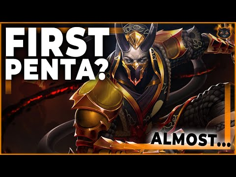 (New) First vatu penta?.......almost.... - first vatu gameplay with mobility sustain loadout [pts]
