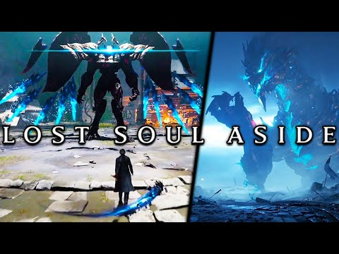(New) New action rpg lost soul aside new 18 minute gameplay demo revealed - this looks amazing!