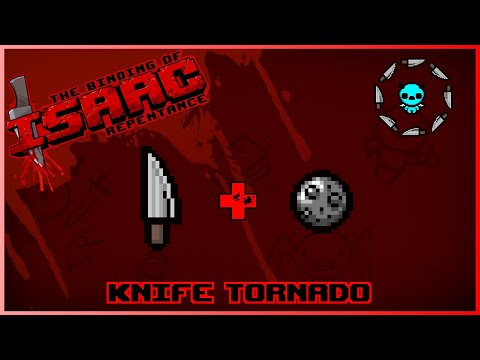(Ver Filmes) The binding of isaac: repentance synergy showcase - knife tornado (moms knife + tiny planet)