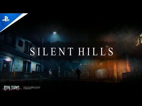 (New) Silent hills ps5コンセプト concept trailer ps5