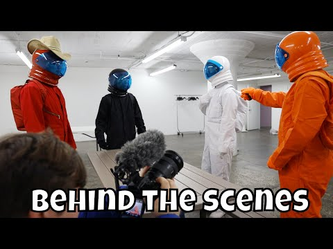 (New) Among us reality show - behind the scenes
