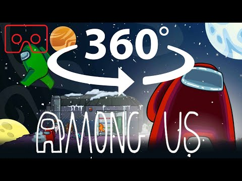 (New) Among us 360° - experience in vr