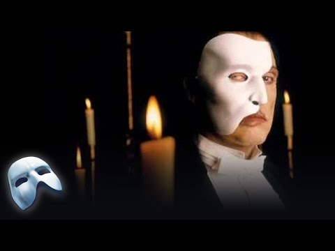 (New) Music of the night - michael crawford and sarah brightman | the phantom of the opera
