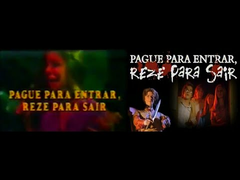 (New) Chamadas - pague para entrar, reze para sair - supercine(1986) e intercine (2008)