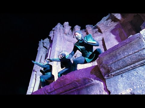 (New) Raiden vs reptiles | mortal kombat: annihilation (1997)