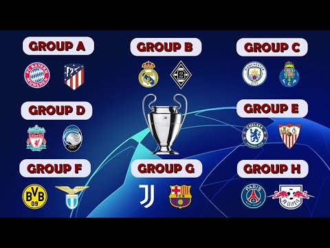 (New) Predictions for the complete draw scheme of the 2020 champions league round of 16