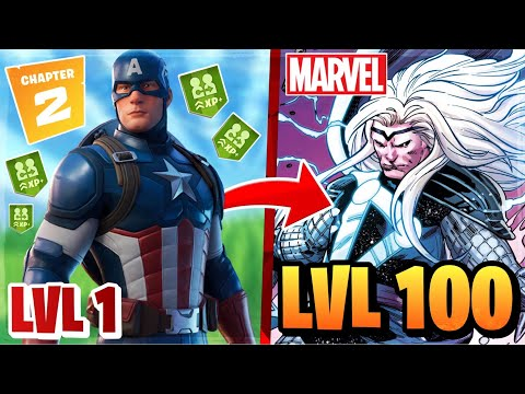 (New) How to rank up fast in fortnite chapter 2 season 4 (level up fast in season 4)