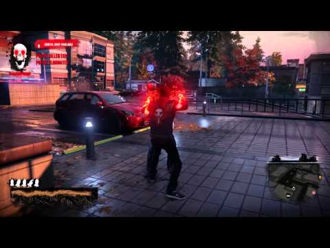 (New) Infamous second son evil karma all powers free roam