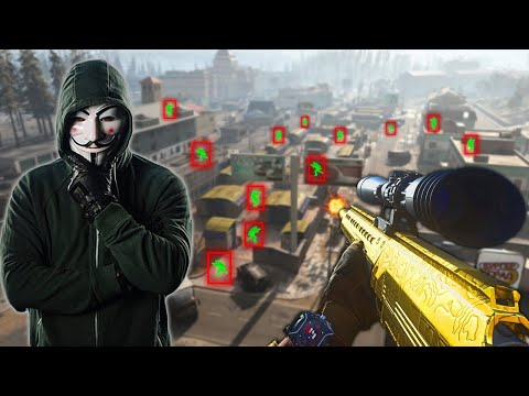 (New) Most 25 dangerous warzone hackers ever! (warzone hackers)