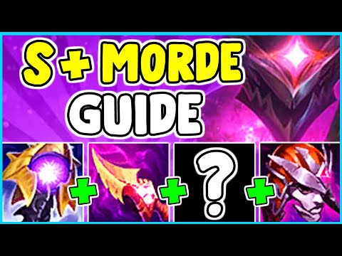 (HD) How to play mordekaiser top e solo carry in season 11 | mordekaiser guide s11 - league of legends