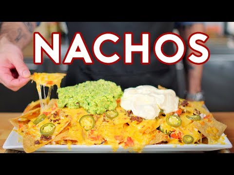 (Ver Filmes) Binging with babish: nachos de the good place (mais naco redemption)