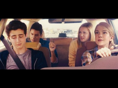 (New) Miss stevens (official trailer #1) hd 2016