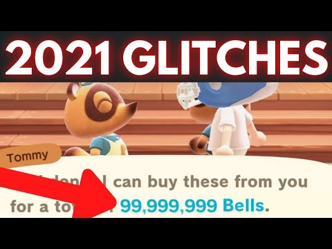 (New) 2021 acnh glitches | animal crossing new horizons glitches tips cheats and money hacks get rich fast