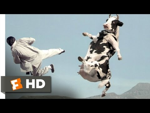 (HD) Kung pow: enter the fist (4 5) movie clip - cow fight (2002) hd