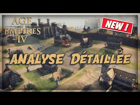 (New) [fr] age of empires 4 - analyse détaillée du gameplay ! {release 2021}