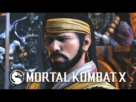 (New) Mortal kombat x - #09 scorpion - a vingança de scorpion