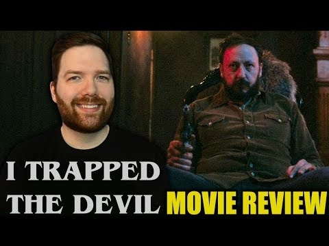 (HD) I trapped the devil - movie review