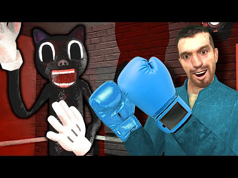 (New) Cartoon cat must be defeated! - garrys mod gameplay