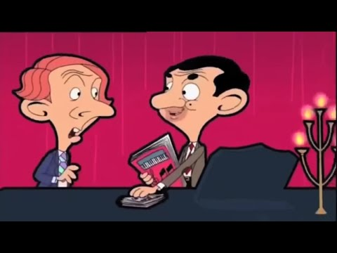 (New) ᴴᴰ mr bean best new cartoon collection!