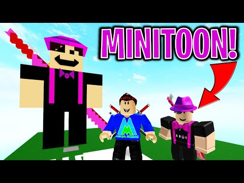 (HD) How to build minitoon kreekcraft skin in roblox piggy build mode - easy tutorial!