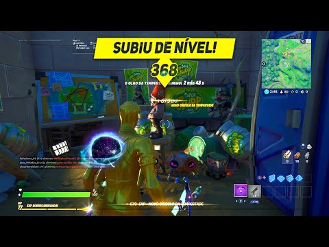 (New) 60 mil xp gratis semana 5 - nova missão secreta com muito xp no fortnite temporada 4 galactus