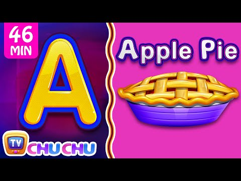 (Ver Filmes) Alfabetos alimentares abc phonics song e many more nursery rhymes e kids songs | chuchu tv