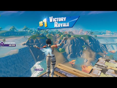 (New) High kill solo arena win season 6 aggressive gameplay full game no commentary (fortnite pc keyboard)