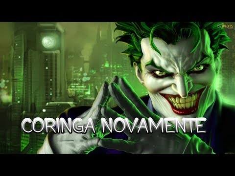 (New) Batman do futuro vs coringa - tim drake