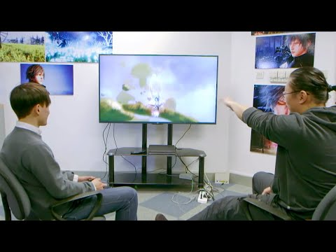 (New) Lost soul aside making of - behind the scenes development history