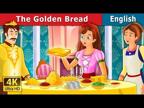 (Ver Filmes) The golden bread story in english | stories for teenagers | english fairy tales