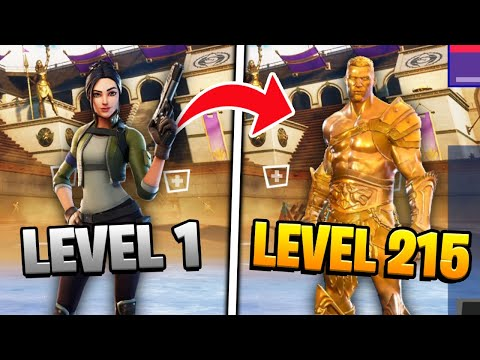 (New) How to level up fast in fortnite season 5! | fortnite level up fast e easy!