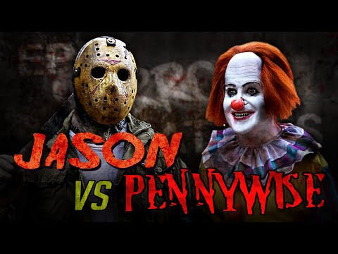 (Ver Filmes) Jason voorhees vs pennywise it clown - scary horror fan film fight friday the 13th