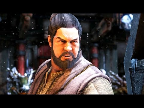 (New) Mortal kombat x - bo rai cho all interaction intro dialogues